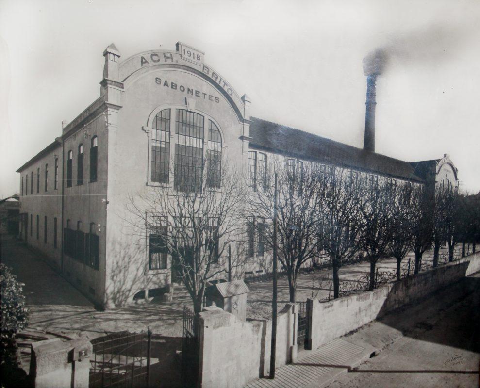 Edifício Antigo da fábrica da Ach.Brito
